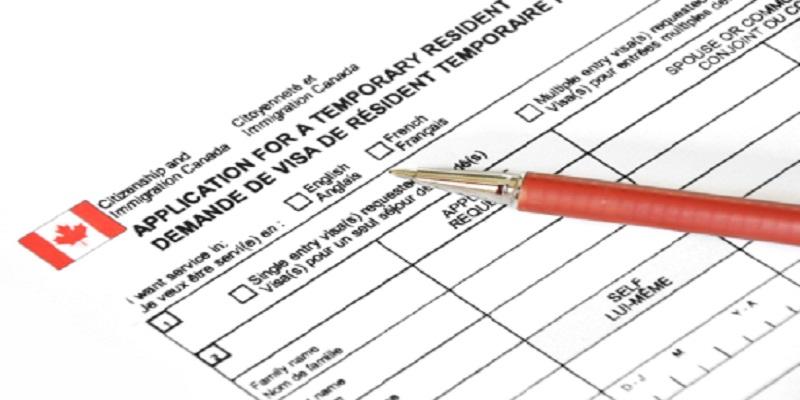 các bước nộp hồ sơ xin visa canada