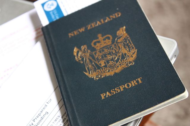 các loại visa New Zealand