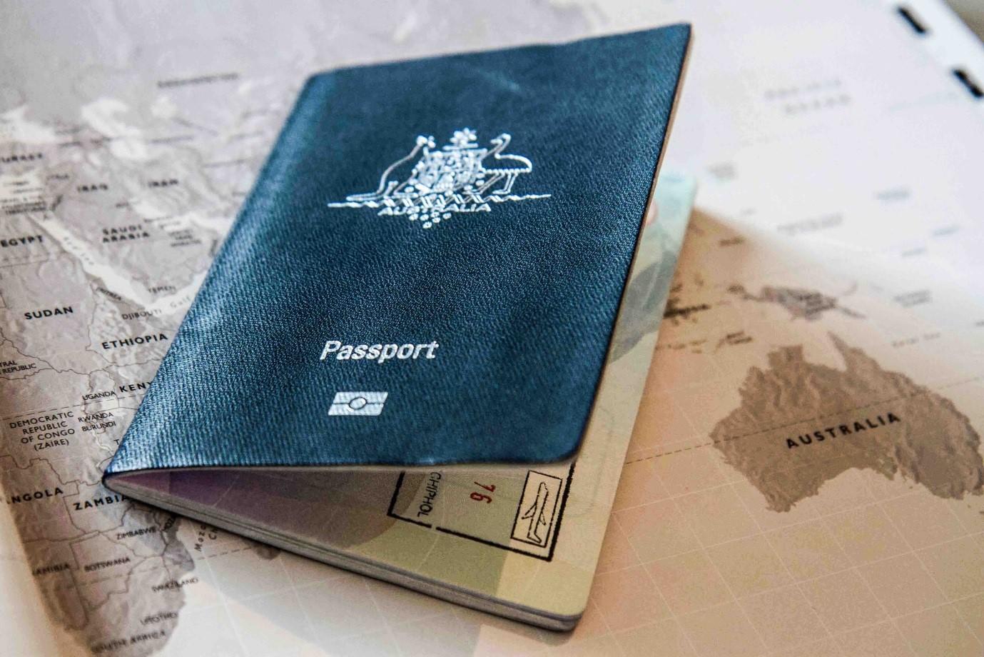 các quốc gia miễn visa cho công dân úc
