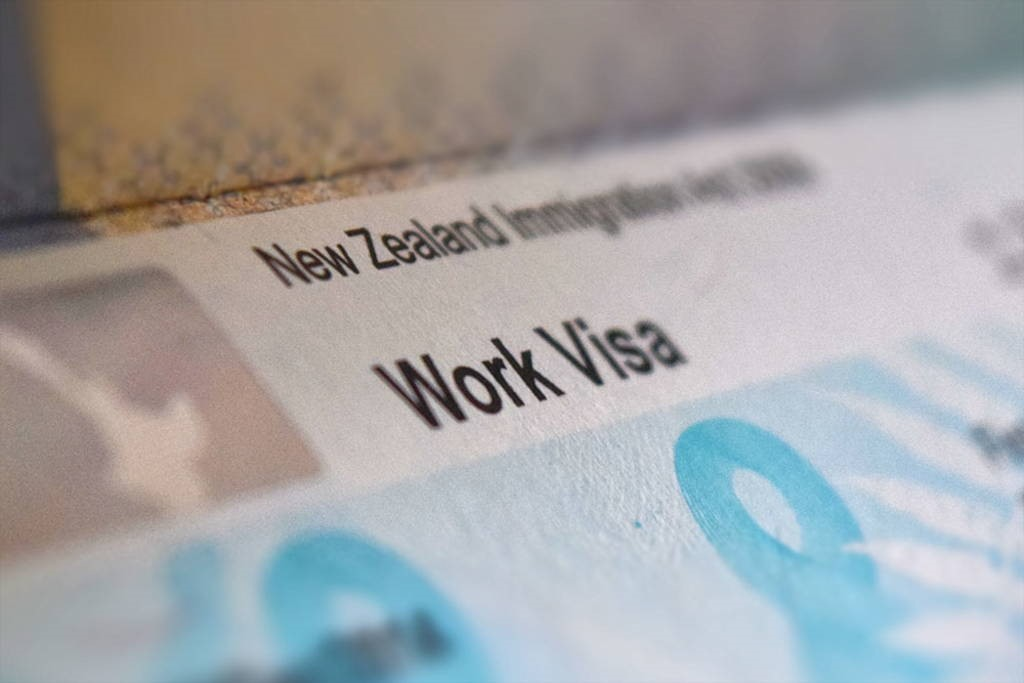 điều kiện xin visa New Zealand
