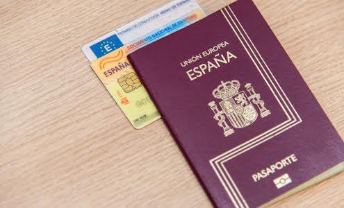 hộ chiếu tây ban nha