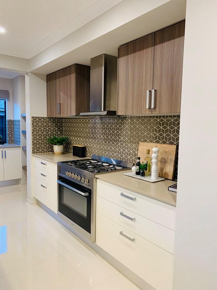 Mẫu tủ bếp của biệt thựSydney Úc
