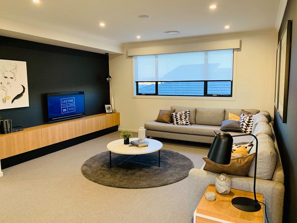 Phòng khách biệt thựSydney Úc