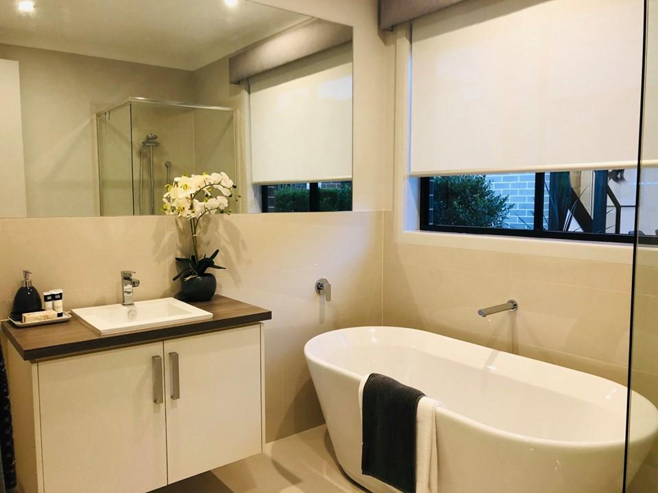 Mẫu phòng tắm cho biệt thựSydney Úc