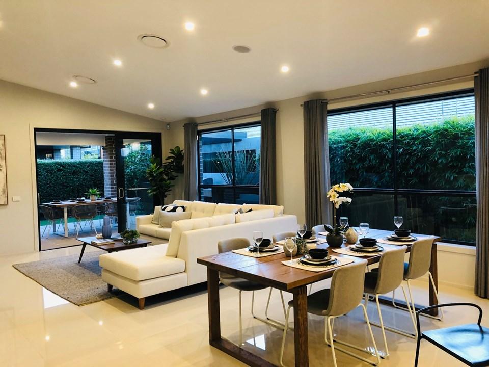 biệt thự Sydney Úc được thiết kế với nhiểu cửa sổ để lấy ánh sáng