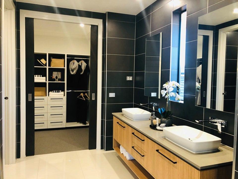 Phòng tắm của biệt thựSydney Úc