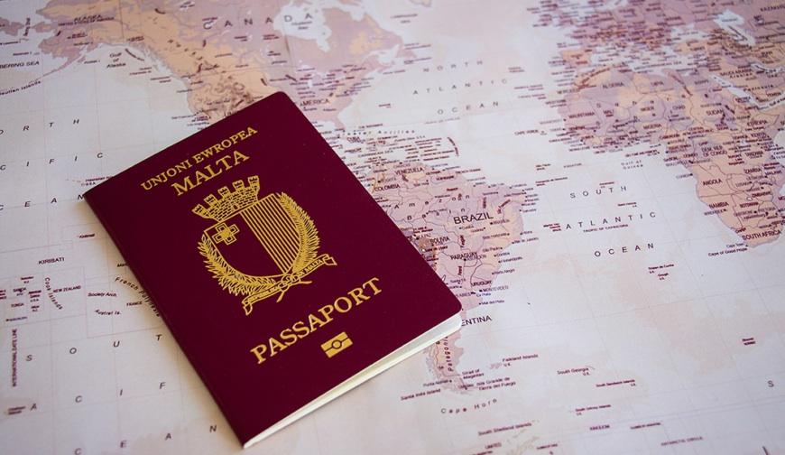 thủ tục để xin visa malta
