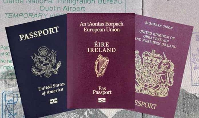 Kết quả hình ảnh cho xin visa ireland