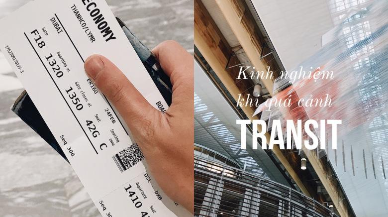 Quá cảnh (Transit) là diện visa Mỹ quá cảnh Nhật