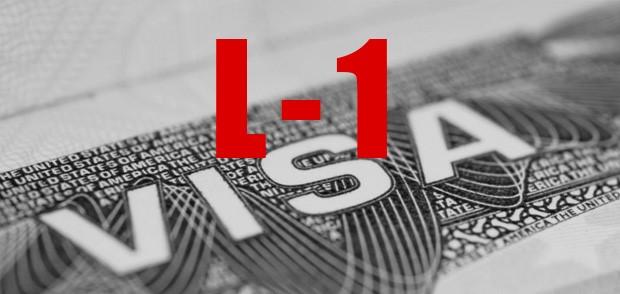 Visa L1-A Visa không định cư