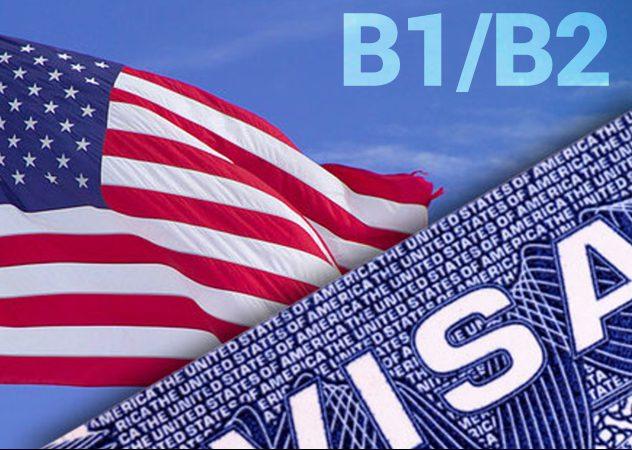 Visa Mỹ loại B1, B2 dành cho visa không định cư