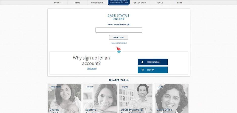 Hướng dẫn bạn truy cập kiểm tra tình trạng hồ sơ visa