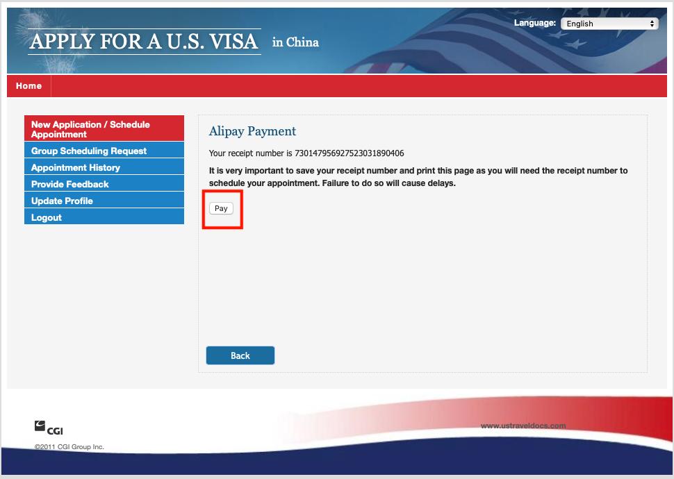 Làm sao để apply visa Mỹ online?