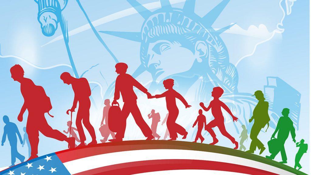 Công dân Canada không cần thị thực để vào Mỹ cho mục đích không di dân