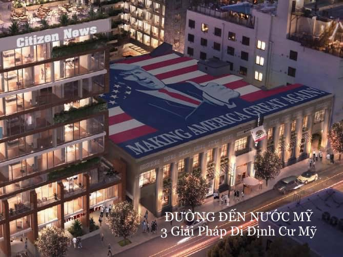 Dự án trung tâm thương mại Citizen News tại khu phức hợp