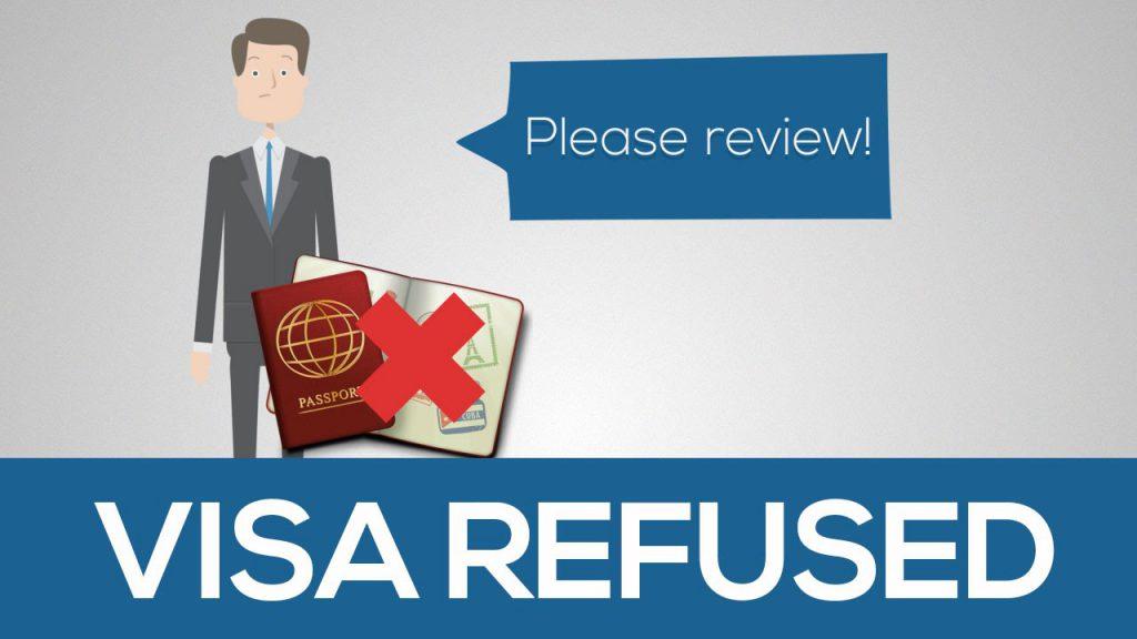 Sức khỏe không tốt cũng là lý do bạn bị từ chối visa