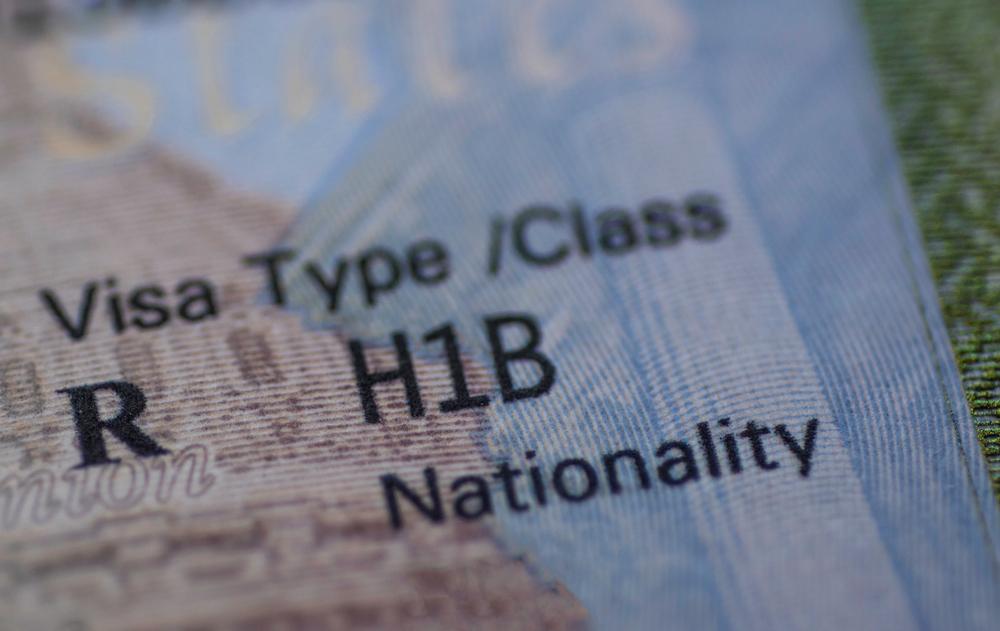 điều kiện xin visa H1B Mỹ