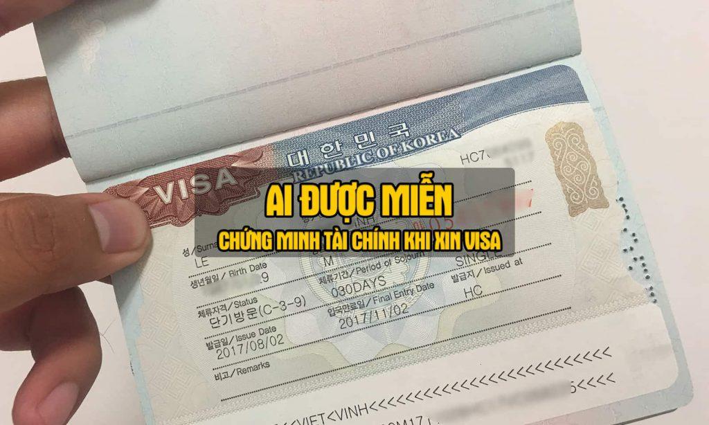 diện visa không thị thực