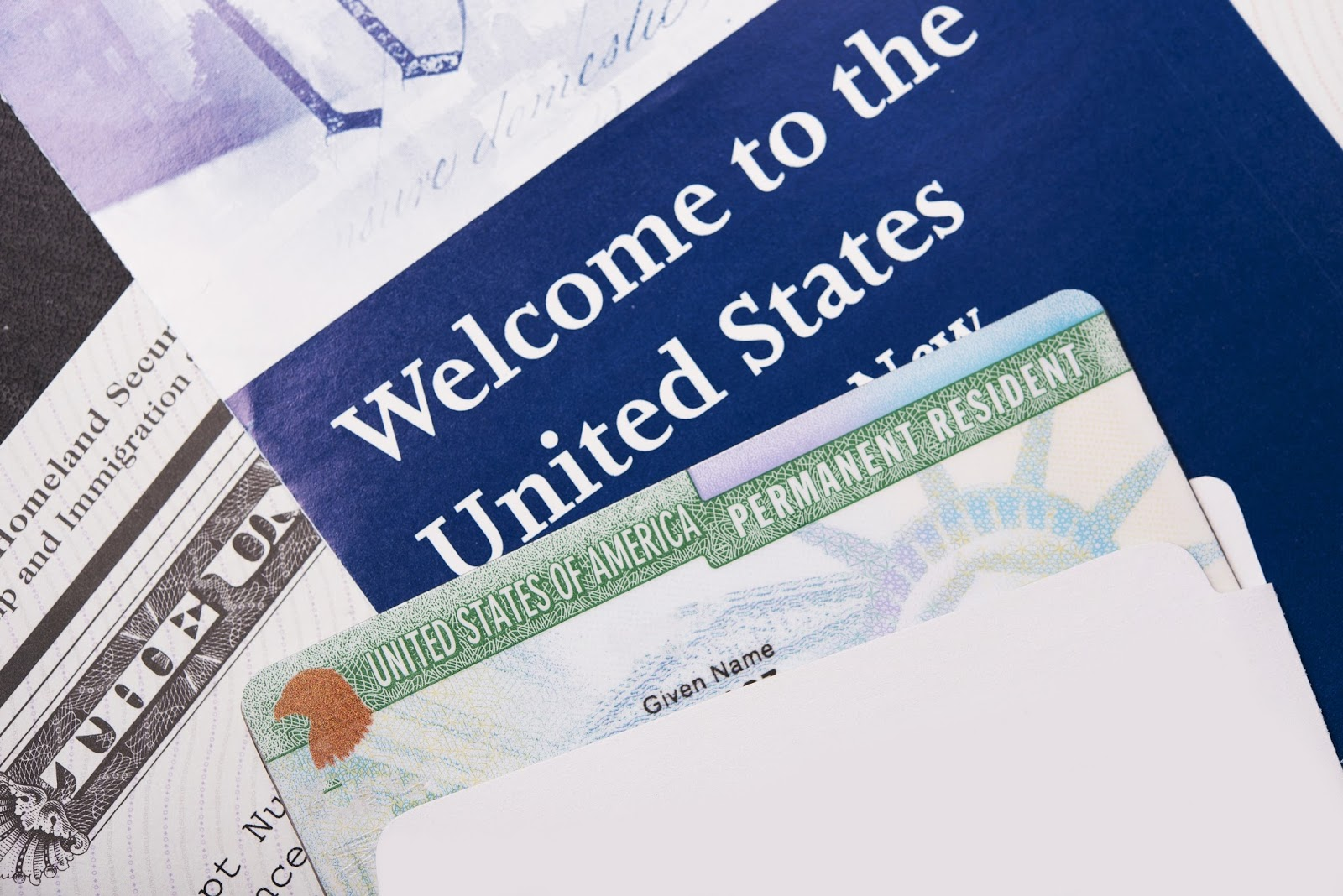 visa không định cư Mỹ
