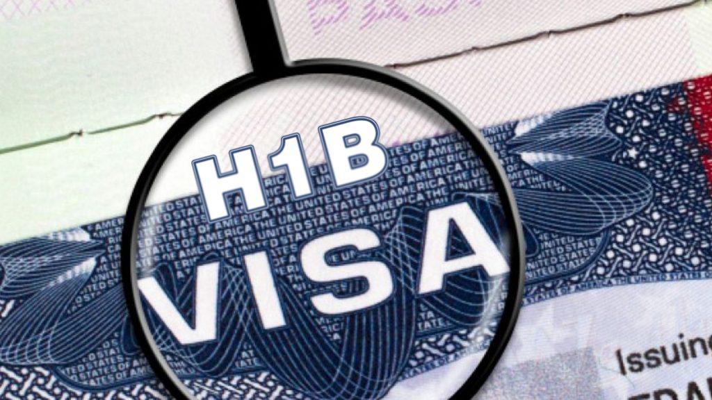 visa H1B Mỹ