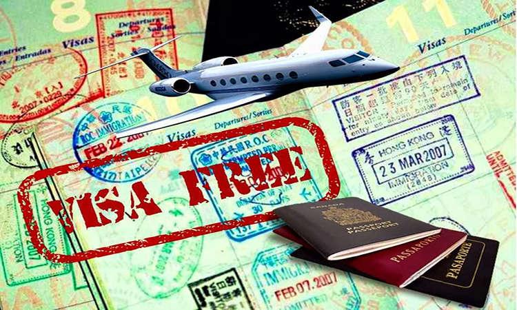 Mỹ miễn visa cho nước nào